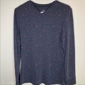 NWOT Cuddl Duds Active Layer Long Sleeve T-shirt